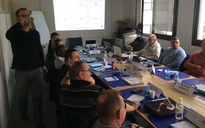 Formation CSE mission SSCT à la FGT CFTC à Montrouge (92)