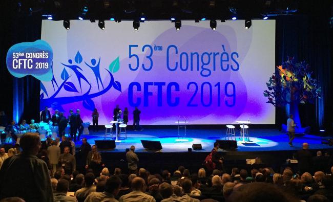 53ème congrès confédéral CFTC